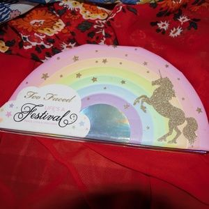 Too Faced Life's a Festival Unicorn Palette